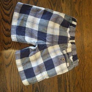 Il Gufo Bottoms - Il Gufo boys linen shorts size 2